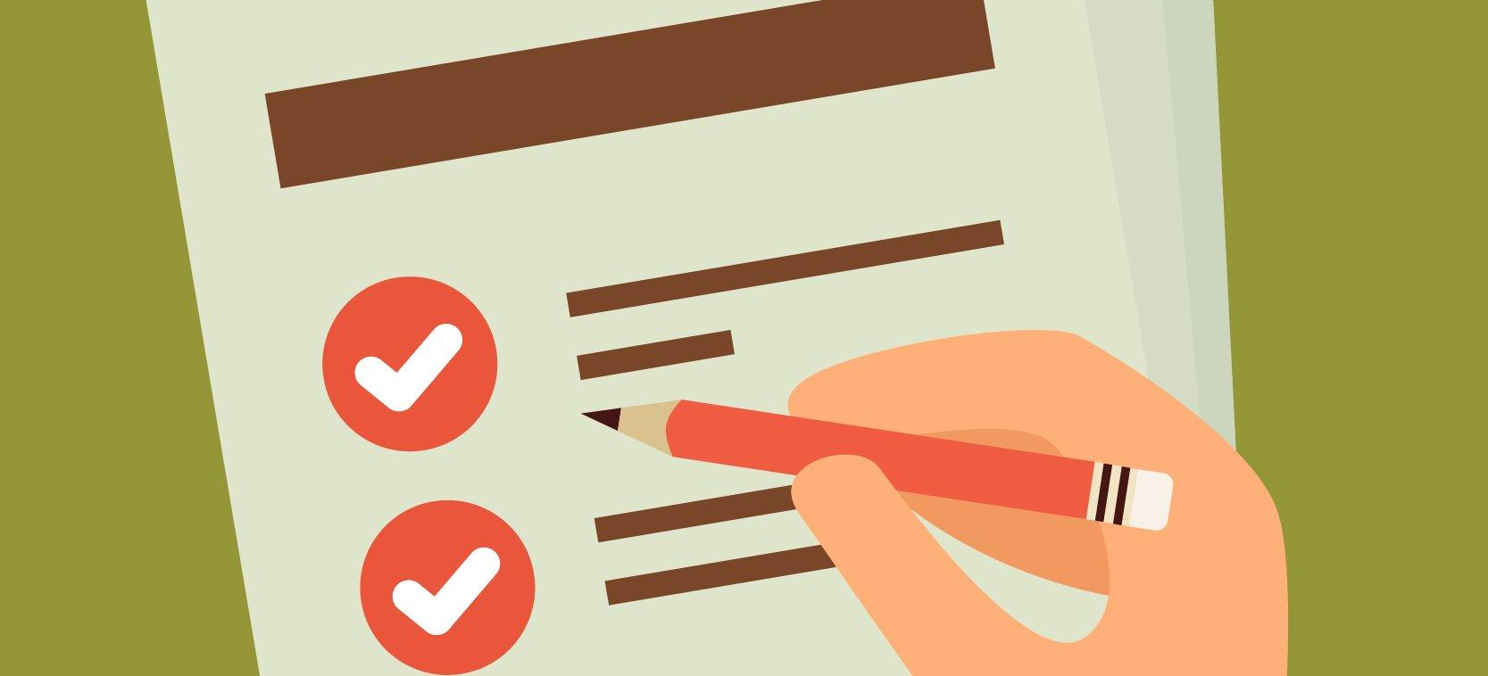 چک لیست فناوری اطلاعات
