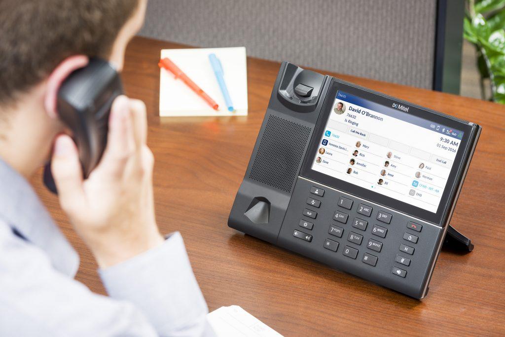 سیستم تلفن