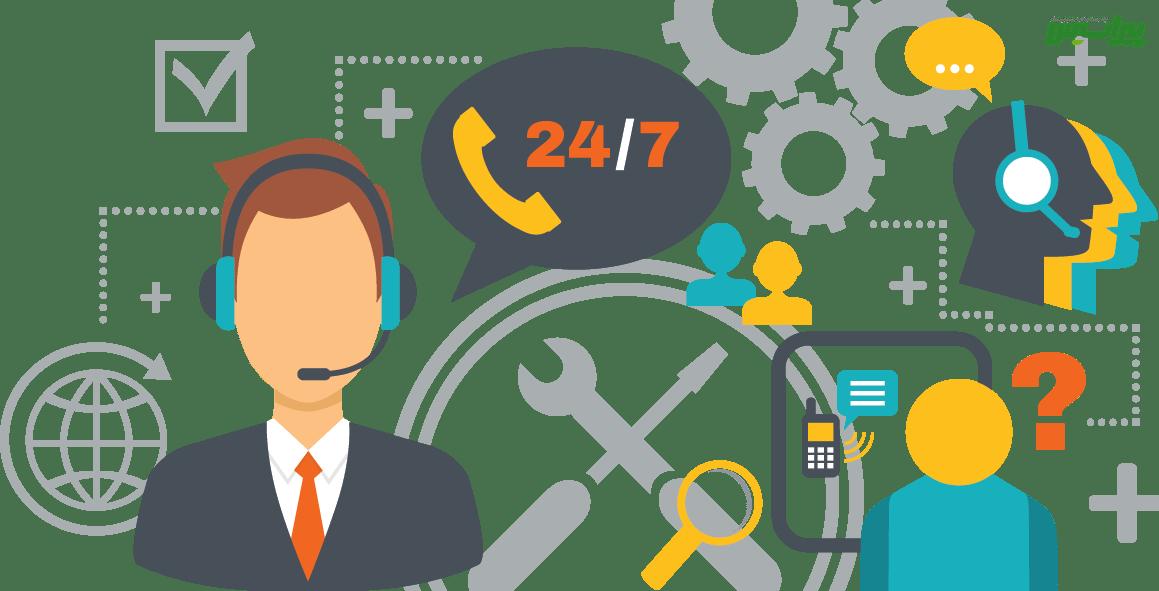 کمپانی خدمات پشتیبانی شبکه